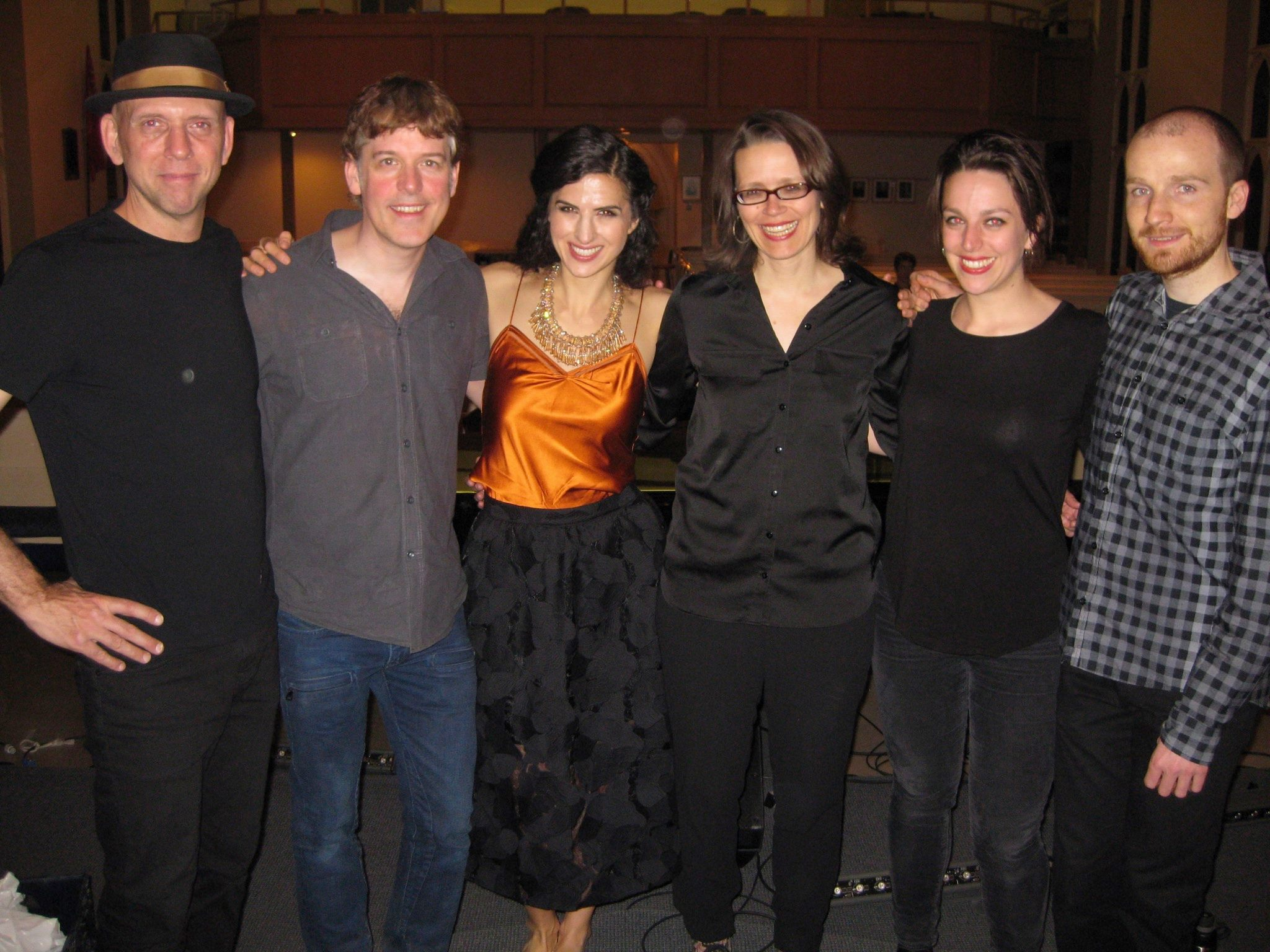 Laila Biali band